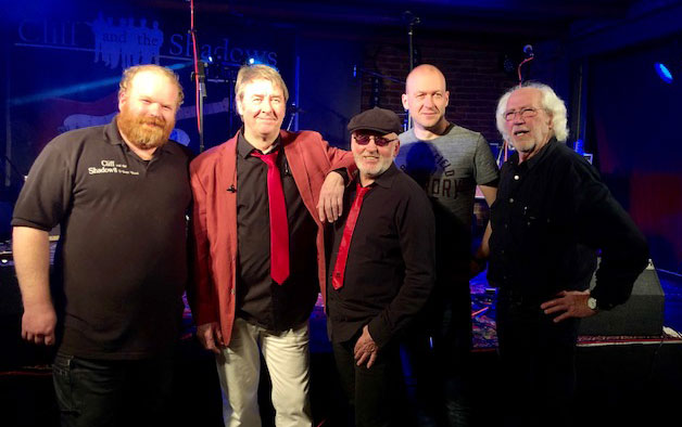 Fr. 23.02.2018 :: Minden Heroes: Cliff & the Shadows Tribute Band