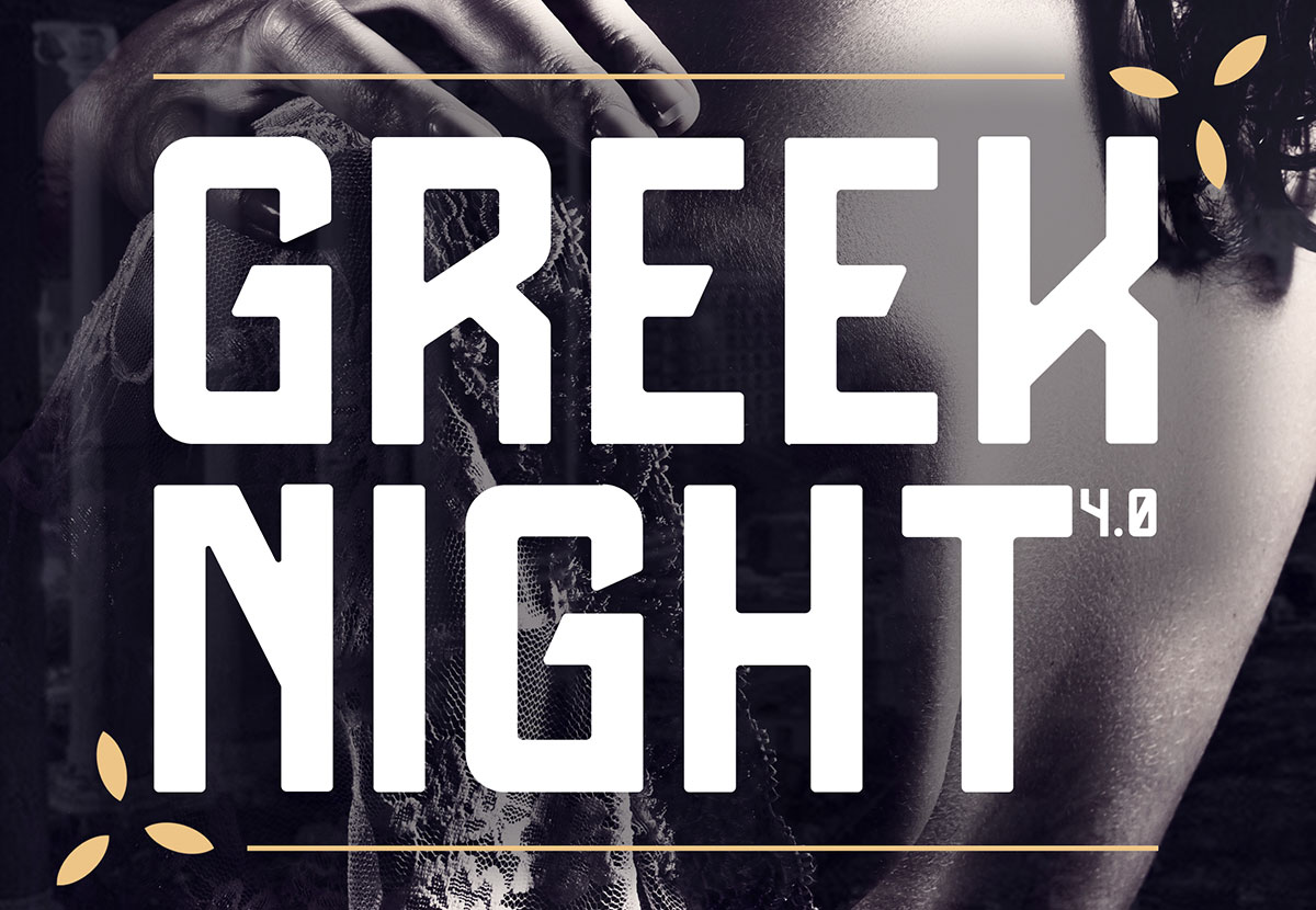 Mo. 30.04. | 22.00 Uhr :: GREEK NIGHT V – Tanz in den Mai