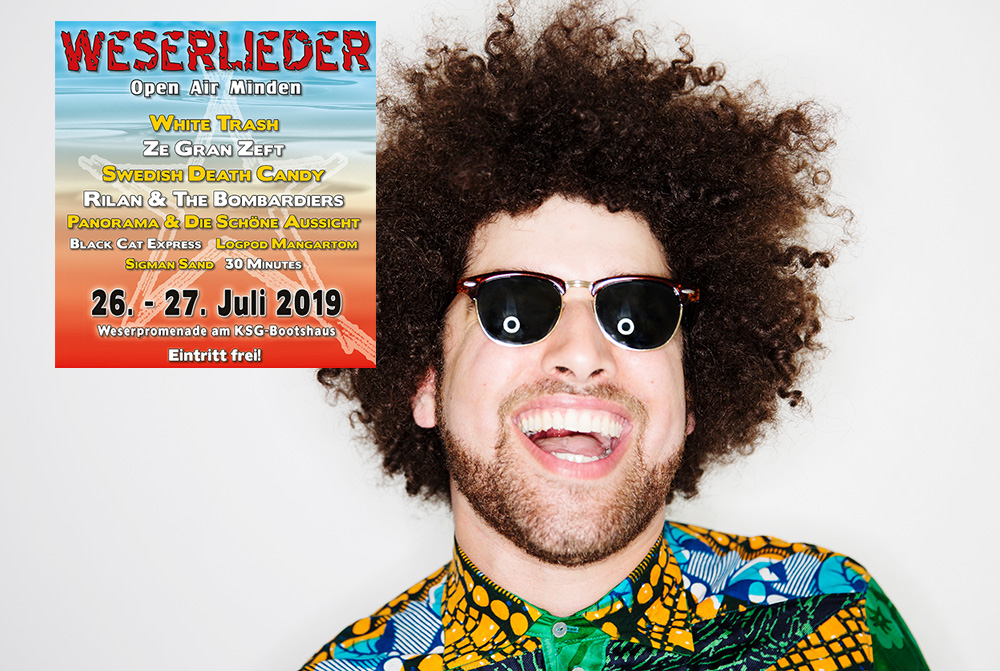 Fr. 26.07./ Sa. 27.07. :: WESERLIEDER Open Air